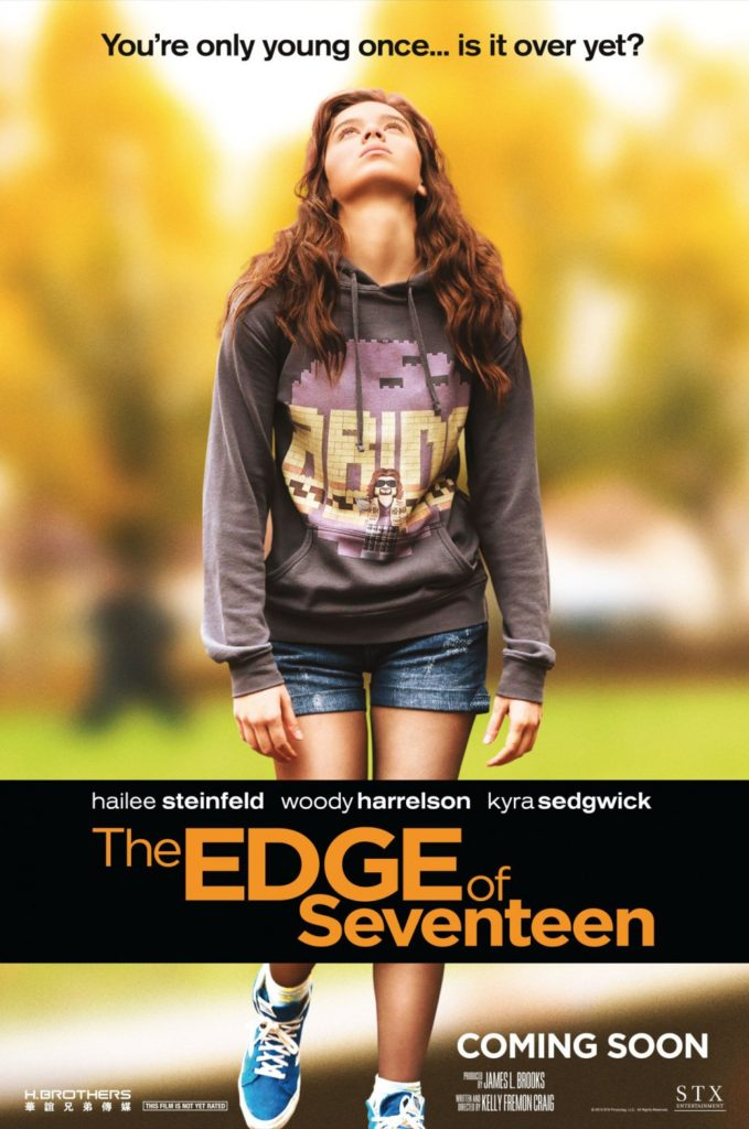 Hayden Szeto - The Edge of Seventeen