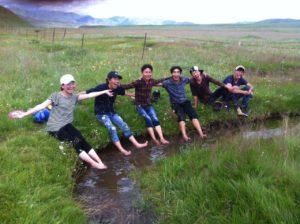 Kristel Ouwehand - Tibetan art school