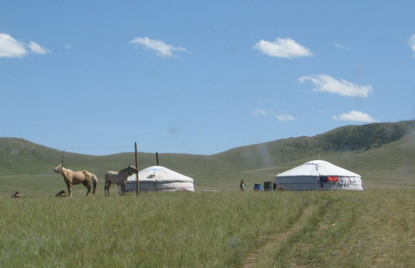 Superstitions in Mongolia