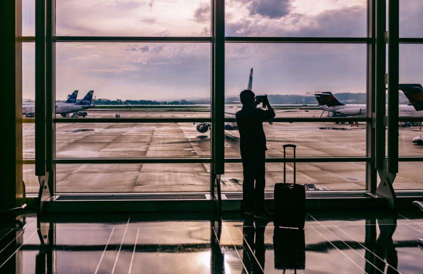 Travelling home - Australia vs China